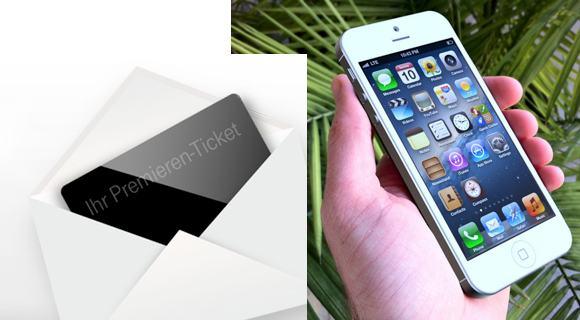 Van iPhone 5 naar Sexlijn
